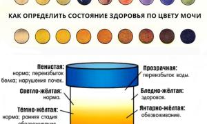 Ярко оранжевая моча при беременности